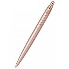 Ручка шариковая Parker Jotter Monochrome XL SE20 (2122755) розовое золото M синие чернила подар.кор.