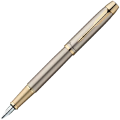 Parker IM - Brushed Metal GT, перьевая ручка, F