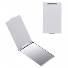 Зеркало прямоугольное под нанесение, цвет серый